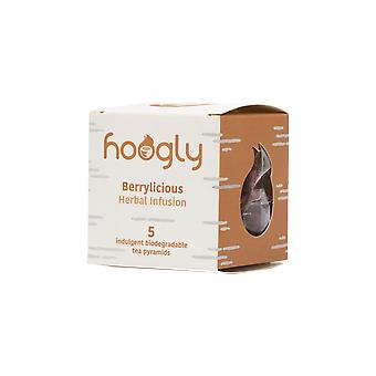 Berrylicious - herbal infusion - 5 bags