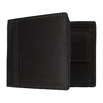 TOM TAILOR BEN mens wallet wallet purse with RFID protection black 7649