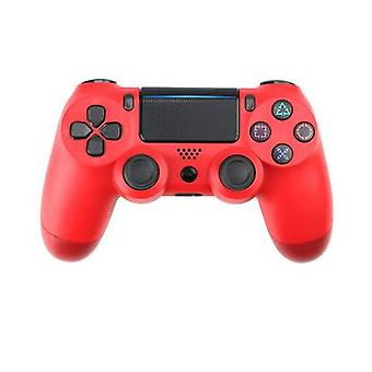 Red Wireless Bluetooth PS4 PlayStation 4 GamePad Controller