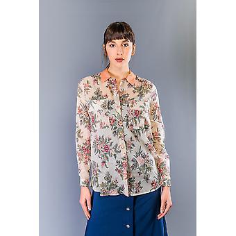 Beige Twinset Women's Shirt