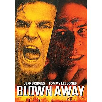 Blown Away [DVD] USA import