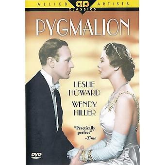 Pygmalion [DVD] USA importerer