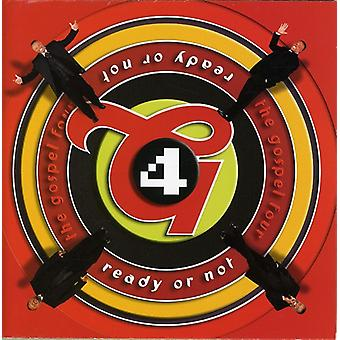 Gospel Four - Ready or Not [CD] USA import