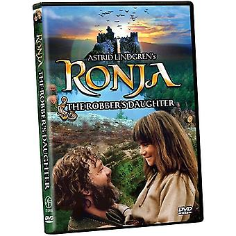 Ronja the Robber's Daughter [DVD] USA import