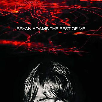Bryan Adams - Best of Me [CD] USA Import