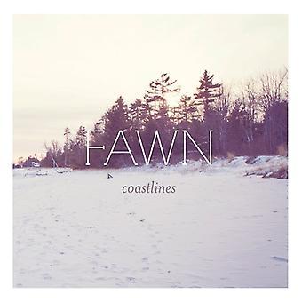 Fawn - Coastlines [CD] USA import