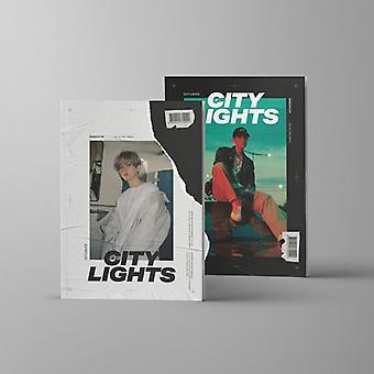 Baekhyun The 1st Mini Album 'City Lights' [CD] USA import