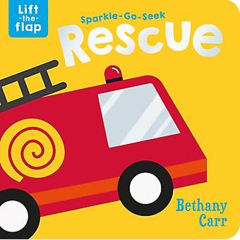 SparkleGoSeek Rescue by Katie Button & Illustrated by Bethany Carr