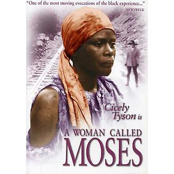 Woman Called Moses [DVD] USA import