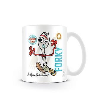 Official Disney Toy Story 4 Forky Mug