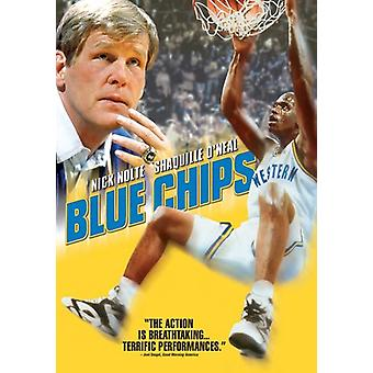 Blue Chips [DVD] USA import
