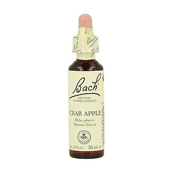 Bach Flower Essences 10 - Crab Apple 20 ml of floral elixir