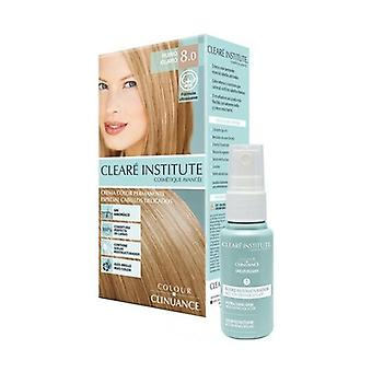 Color Clinuance Hair Color 8.0 Light Blonde For Delicate Hair 1 unit