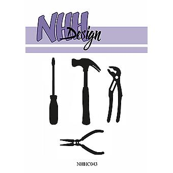 NHH Design Tools 1 Clear Stamps