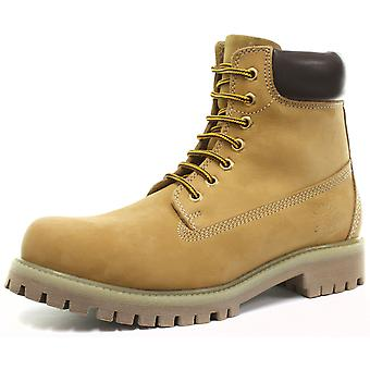 Grinders Brixton Mens Lace Up Ankle Boots  AND COLOURS
