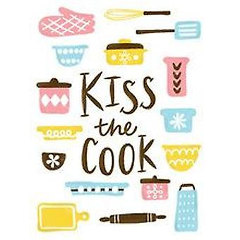 Cricut Iron-On Designs Kiss the Cook