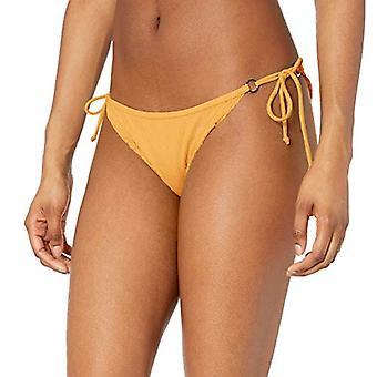 Body Glove Women's Brasilia Tie Side Cheeky Bikini Bottom Swimsuit, SUNDREAM,...