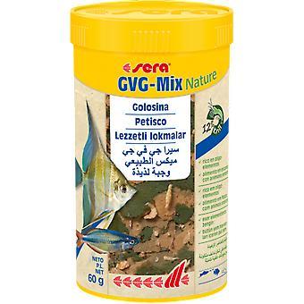 Sera GVG Mix Nature (Fish , Food , Warm Water)