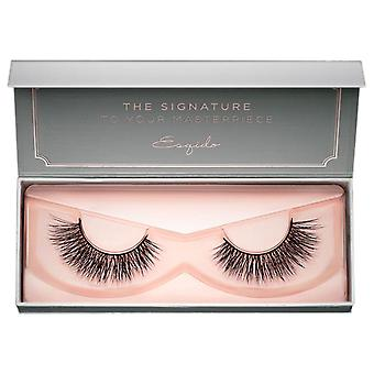 Esqido Mink False Eyelashes - Voila Lash - Natural & Lightweight Fake Lashes