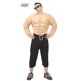Muscolare uomo costume per bodybuilder Prolet uomini