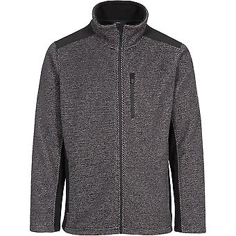 Trespass Mens Faratino AT300 Full Zip Fleece Jacket