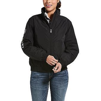 Ariat Womens Waterproof Stable Jacket - Black