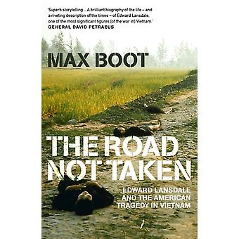 The Road Not Taken by Boot & Max