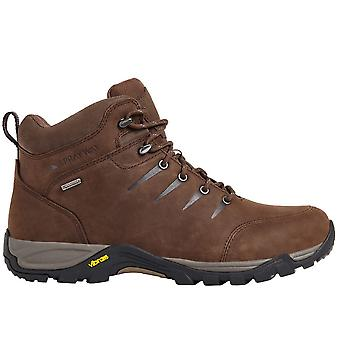 Sprayway Mens Girona Mid Lightweight Leather Walking Boots