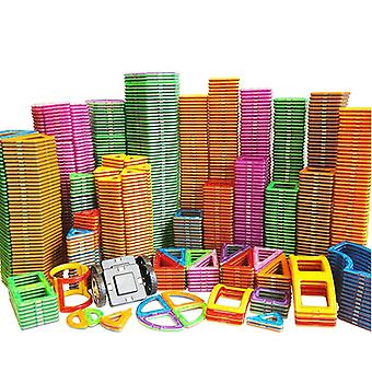 Big Size Magnetic Designer Building Blocks Accessories Educational Constructor Toys For Children