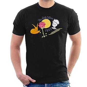 The Little Prince Fox & Rose 1943 Men's T-Shirt