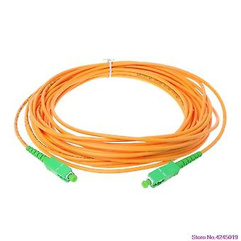3mm Fiber Optic Jumper Cable -single Mode Extension Patch
