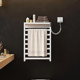 Sähkölämmitteinen pyyheteline / kuivausrumpu ruostumaton teräs, 116 kylpyhuoneen varusteet