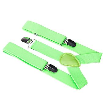 Fashion Kids Baby Boy / Girl Clip, Elastic Suspenders Y-shaped Adjustable Strap