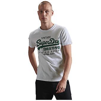 Superdry Vintage Logo T-Shirt - Optique