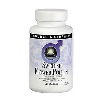 Fonte Naturals Svedese Flower Pollen, 90 Schede