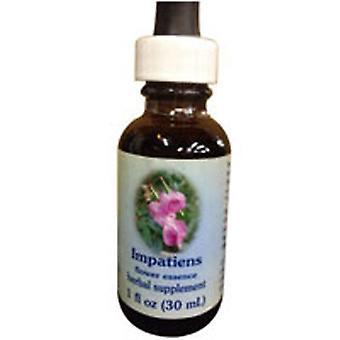 Flower Essence Palvelut Impatiens Dropper, 0,25 oz