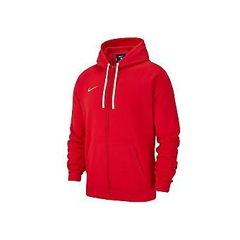 Nike JR Team Club 19 Fullzip Fleece Hoody AJ1458657 universal all year boy sweatshirts