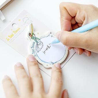 Little Prince Memo Pad Paper Sticky Notes Planner Sticker Paste For Stationery Papeleria Office School