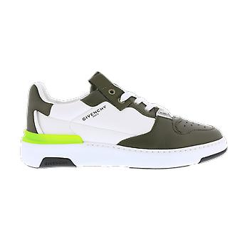 Givenchy Wing Sneaker Low White BH002KH0R6133 shoe