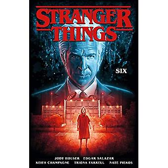 Stranger Things: Six (graphic Novel)