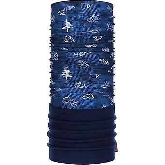 Buff Kids Polar Outdoor Protective Neckwear Bandana Tubular Scarf - Funny Camp