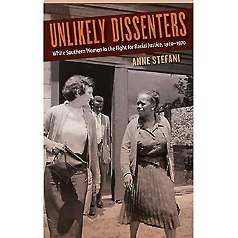 Onwaarschijnlijk andersdenkenden: Blanke Zuid vrouwen in de strijd voor raciale gerechtigheid, 1920-1970