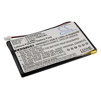 Távirányító akkumulátor univerzális elektronikához Nevo CS503759 1S1P Q50 1200mAh