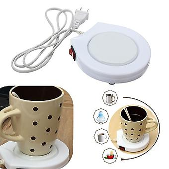 Portable Electronic Powered Cup Warmer Heater Pad Coffee Milk Mug