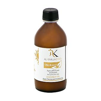 Coconut oil 200 ml of oil