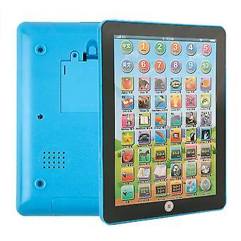 Mini portátil aprendizaje tableta juguete Pad niños máquina educativa bebé interactivo