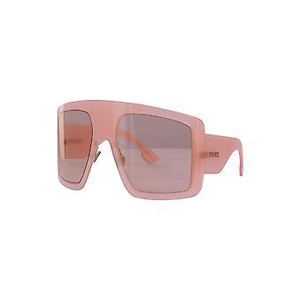 Dior So Light 1 FWM/HO Vaaleanpunainen/Keltainen Aurinkolasit