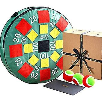 Jaques of london target ball giant xl garden ball game - safer than lawn darts and more fun this gre