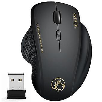 Trådløs mus ergonomisk datamaskin