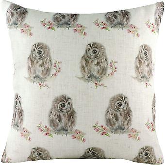 Evans Lichfield Hedgerow Owl Kudde Täcka